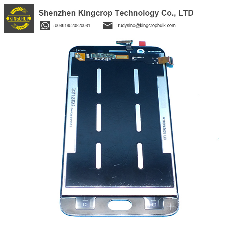 ORIGINAL AMOLED display lcd touch screen Digitador Assembléia Para OPPO F1S A59 A1601 Tela LCD