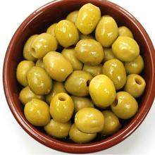 Manzanella Green Olives / Whole / Pitted / Sliced