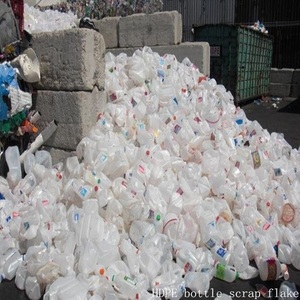 HDPE Bottles /DRUM flakes hot washed recycled plastic scraps