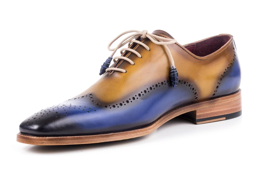 Leather Handcrafted Shoes for Men's Genuine xgFq8Y7nS