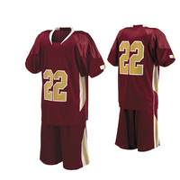 Pro Quality Made Hot Sale Lacrosse Uniform Quick Dry And Comfortable