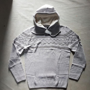 Bangladesh Factory Made Stock Lot/Shipment Cancel/Surplus 100% Export Quality Hooded Men's Sweater Wear