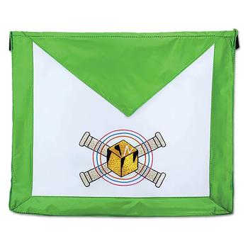 Masonic Scottish Rite 14th Degree apron, View industrial apron, Elson  Sports Product Details from ELSON SPORTS on Alibaba com