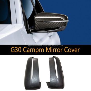 For G30 G31 5 Series Mirror Cover CF