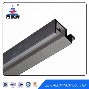 Low price extrusions aluminum gutter profiles