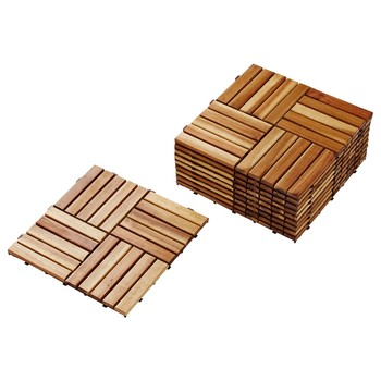 acacia wood garden decking tileswood garden furniture from vietnam