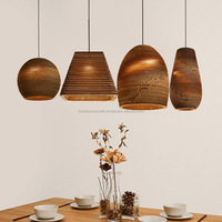 Wholesale Rattan table lamp shade /Cheap rattan pendant light from VietNam
