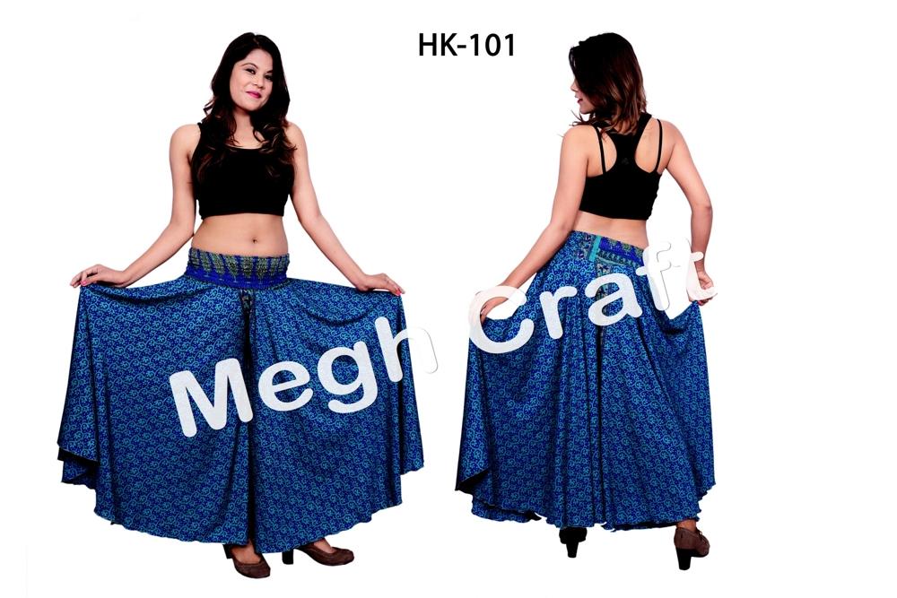c3720f35a2e Latest Fashion Wear Chikan Cotton Hakoba Skirt