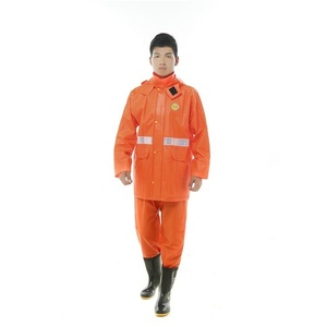 Protective coverall mechanic uniform hi vis workwear