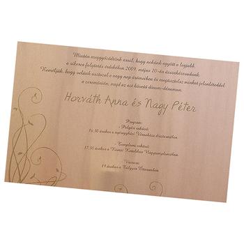 Unique English Wedding Invitation Card View Wedding Invitation Card Alanex Product Details From Alanex Ltd On Alibaba Com