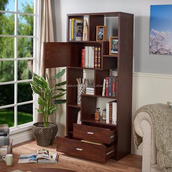 Holz Bücherregal Für Büromöbel Und Wohnzimmer Buy Gebraucht