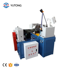 Hydraulic 150KN thread knurling machine Automatic high speed thread rolling machines Indonesia thread rolling machine