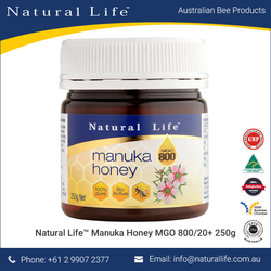 Australian Manuka Natural Honey UMF 20+