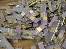 Gold Ceramic CPU Scrap High Grade CPU Scrap, Computers Cpus / Processors/ Chips Gold Rec