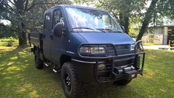 Extreme Off-road Light Truck - Buy Light Truck,4x4,Extreme-off Road Product  on Alibaba com