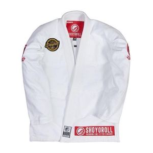 Latest Design Shoyorol Cut Professional Jiu Jitsu Uniform/ Custom made kimono/ Brazilian Bjj Gi