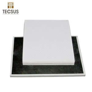 aluminum foil backed pvc gypsum false ceiling board