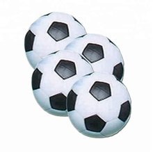 Bubble bal voetbal