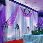 christmas decoration event color hanging items fancy wedding tent