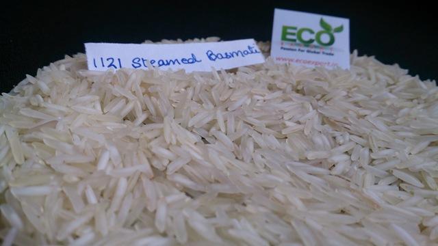 Steam Sella 1121 Basmati Rice