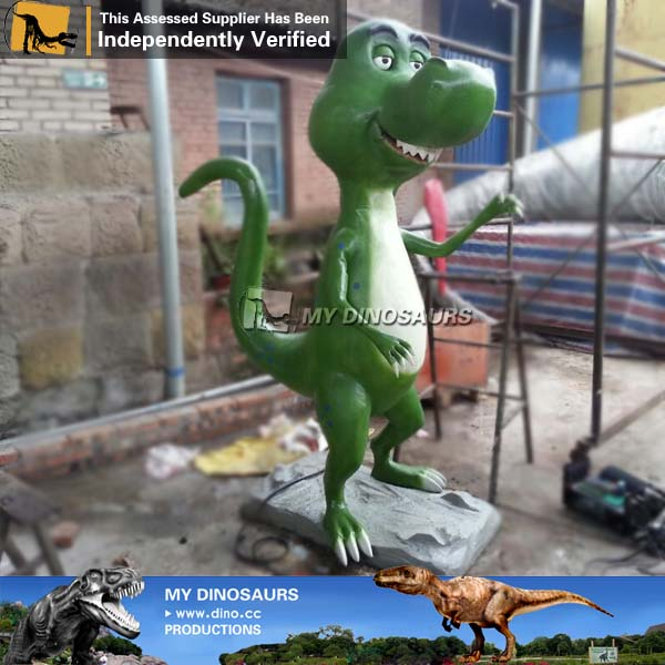MY Dino-C038 Fiberglass movie character statue for sale