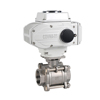 2 inch 2 Way Stainless Steel High Pressure Motorized Electric Control Ball Valve