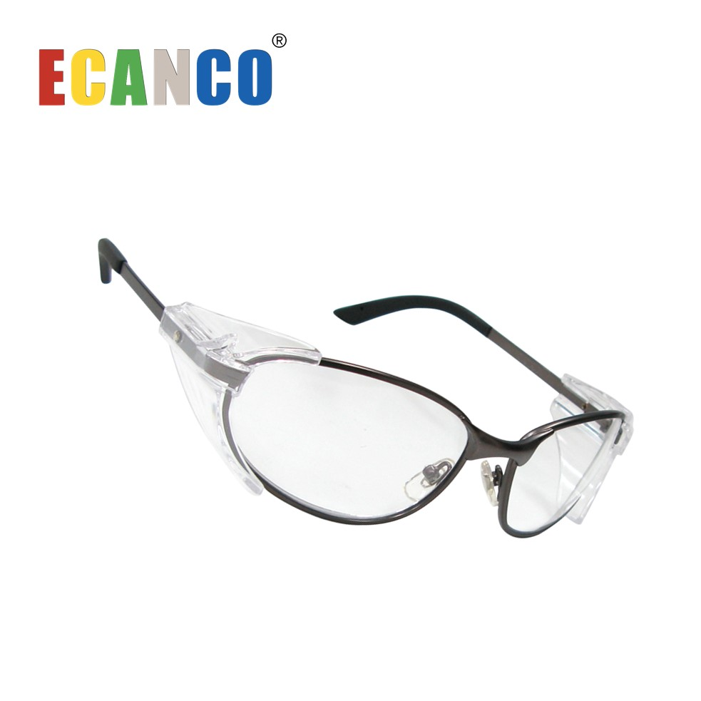 2018 OEM Brand Wide Uses Protective CE Clear Lens Safety Glasses
