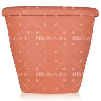 225 & Terracotta Clay Flower Pot / Planter - Buy Flower PotFrench Terracotta PotTerracotta Clay Pots Product on Alibaba.com