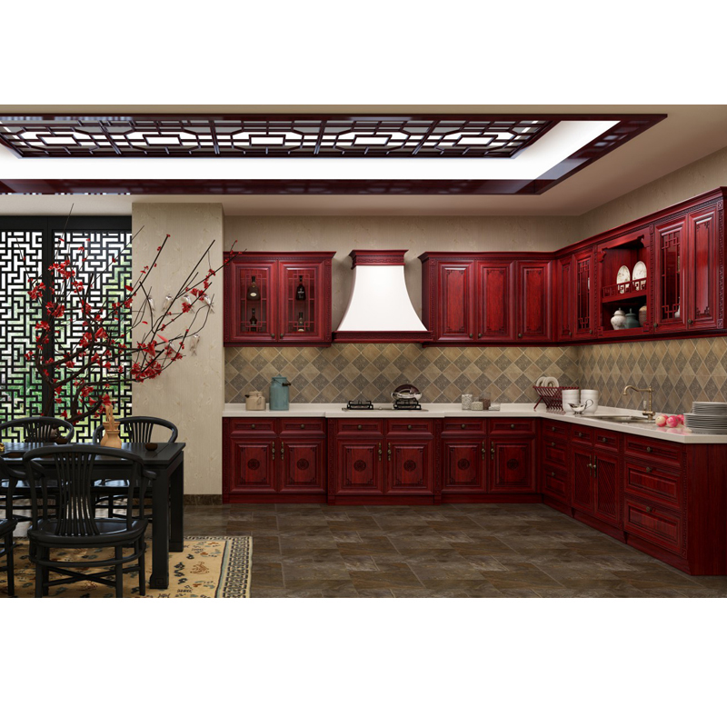Factory Direct Price Solid Wood Classic Kitchen Cabinet For Kitchen Buy Factory Direct Price Kitchen Cabinet Solid Wood Classic Kitchen Cabine Kitchen Cabinet Product On Alibaba Com