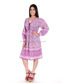 0a1cbc7839dd 2018 karni latest purple floral cotton maxi dress design long maxi dress  design for women