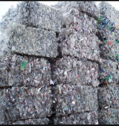 Recycled Plastic PS White pet bottles mixed plastic scrap price in 2017 washed 100% clear PET bottle scrap / PET