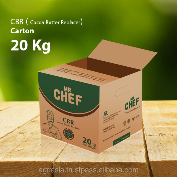 COCOA BUTTER REPLACER (CBR) 100% HALAL KOSHER PALM KERNEL OIL FROM MALAYSIA