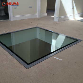 Glass Floor Glass Skyweawer Production Factory In Turkey All Kind