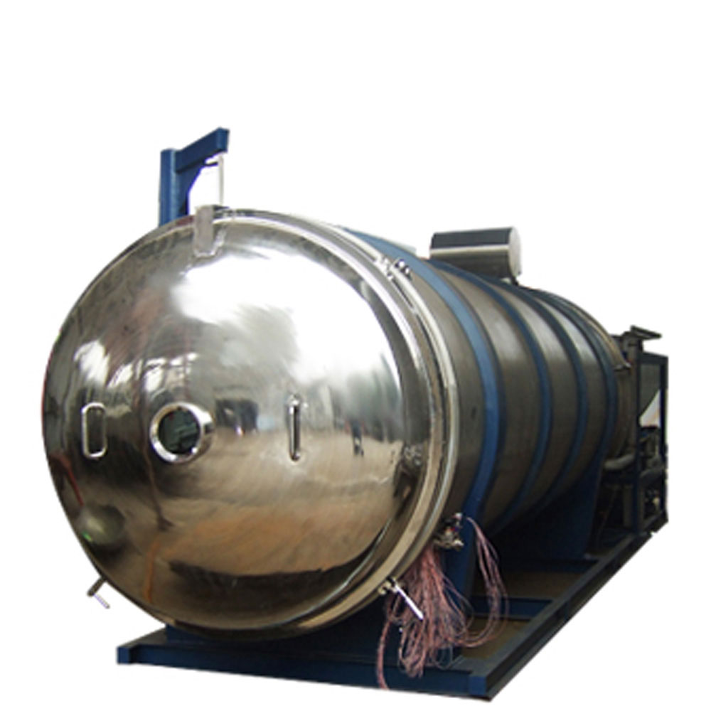 Industrial Spice Fish Hemp Fruit And Vegetable Vacuum Drying Machine Freeze  Drying Equipment Price - Buy Commercial Food Drying Machine For Food