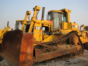 Bulldozers For Sale >> Used Caterpillar D9r Bulldozer For Sale Japan Used Cat D9 Bulldozer