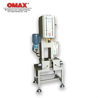 OMAX Custom Hydraulic High Speed Punching Press Machine