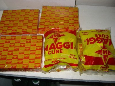 Wholesale African MAGGIE Chicken maggi Cubes