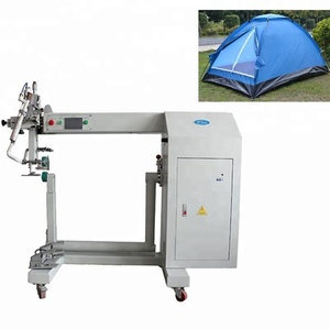 Hot air seam sealing machine for tent/inflatable boat
