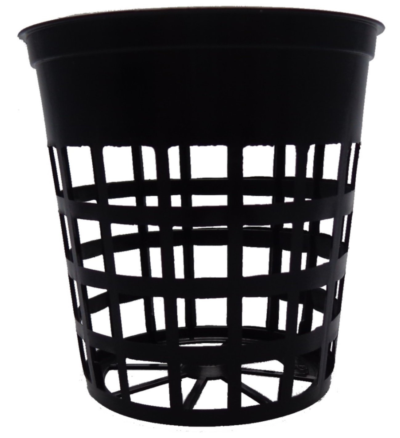 30 Pack - 3 Inch Net Slit Pots for Hydroponic - Aeroponic - Orchid