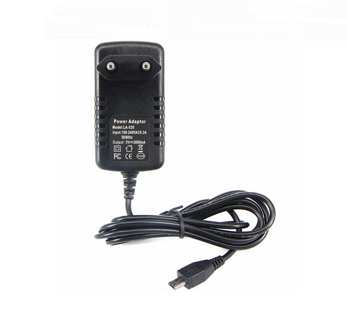 5V 3A Charger Adapter Power Supply For Raspberry Pi Model B+