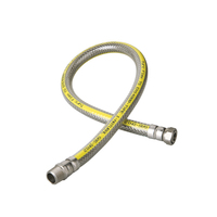 en14800 stainless steel flexible metal hose for natural gas (MF-200 cm)