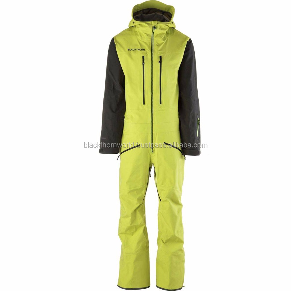 Bulk ski suit one piece, customer's requirement acceptable