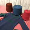 Manufacture Acrylic Elastane/Lycra Blend Yarn For Knitting
