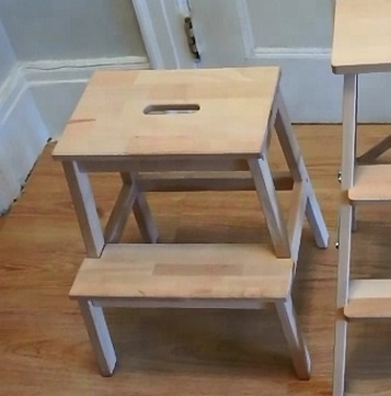 Acacia Step Stools/ Ladder Chair For Kids - Buy Kitchen Step Stools,Wood  Chair Step Stool,Car Washing Stool Product on Alibaba.com