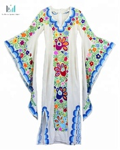Hand Embroidered Mexican Dresses Wholesale, Mexican Dress Suppliers ...