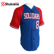 <span class=keywords><strong>Custom</strong></span> Baseball Shirt In Groothandel Prijs