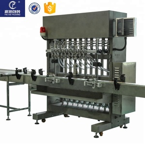 Trade assurance supplier pet bottle automatic filling machine lubricant oil filler capper machinery in China
