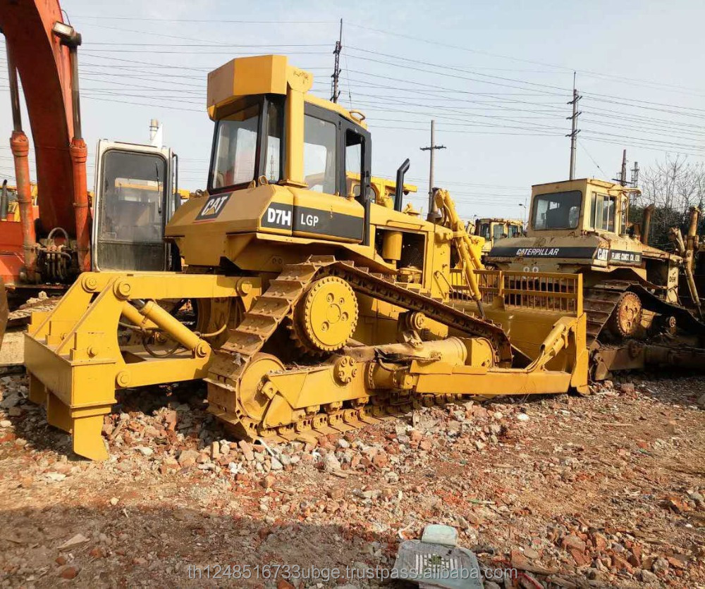 new arrivel Used Caterpillar CAT D7 D7H Bulldozer, also CAT D7G D7H dozer for sale