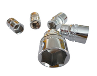 arca Taiwan Metric Standard Socket-protects nuts socket