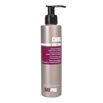 Curl-Reviving Cream For Curly And Wavy Hair 200ml